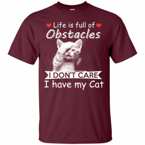 Buy top quality shirts In UK this Trendy Awesome Cat T-Shirt