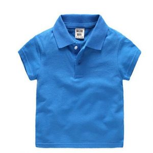 Kids blue polo Buy top quality shirts In UK