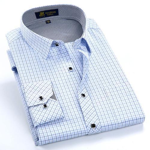 Men Formal Dress Shirt top quality shirts