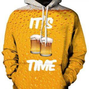 Beer Hoodie By Cool Shirts