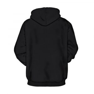 CoolShirts Butterflies Pullover Unisex Hoodie / Sweatshirt