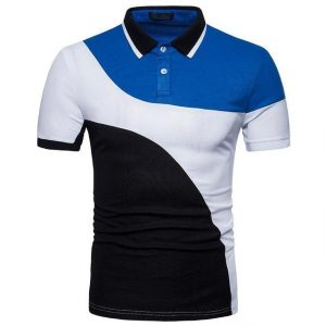Buy top quality shirts In UK Casual Polo Black Color