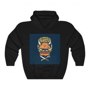 Viking Burger - Best Hoodies