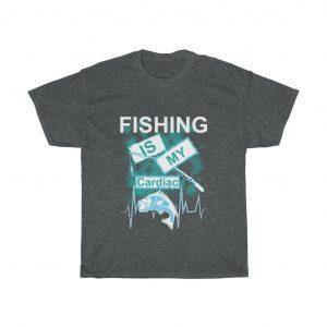 Fishing is my cardiac