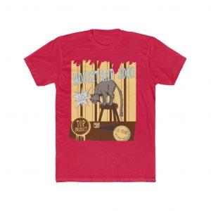 Modern Fit Short Sleeves - Men's & Women Logo T-Shirt