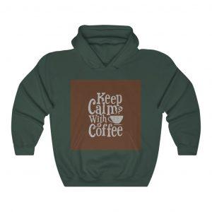 keep calm with coffee