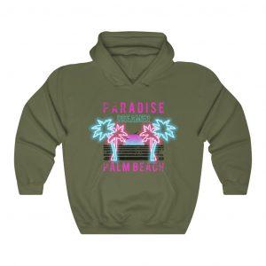 PARADISE DREAMER PALM BEACH hoodie