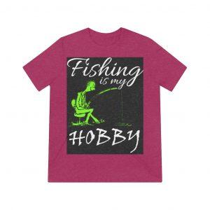 fishing is my hobby